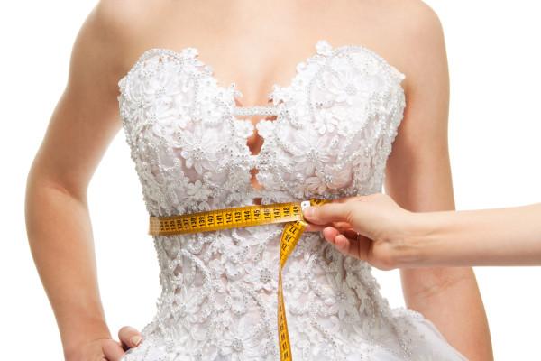 novia bajar de peso boda