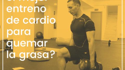 HIIT: ¿Cual es el mejor entrenamiento de cardio para quemar grasa?