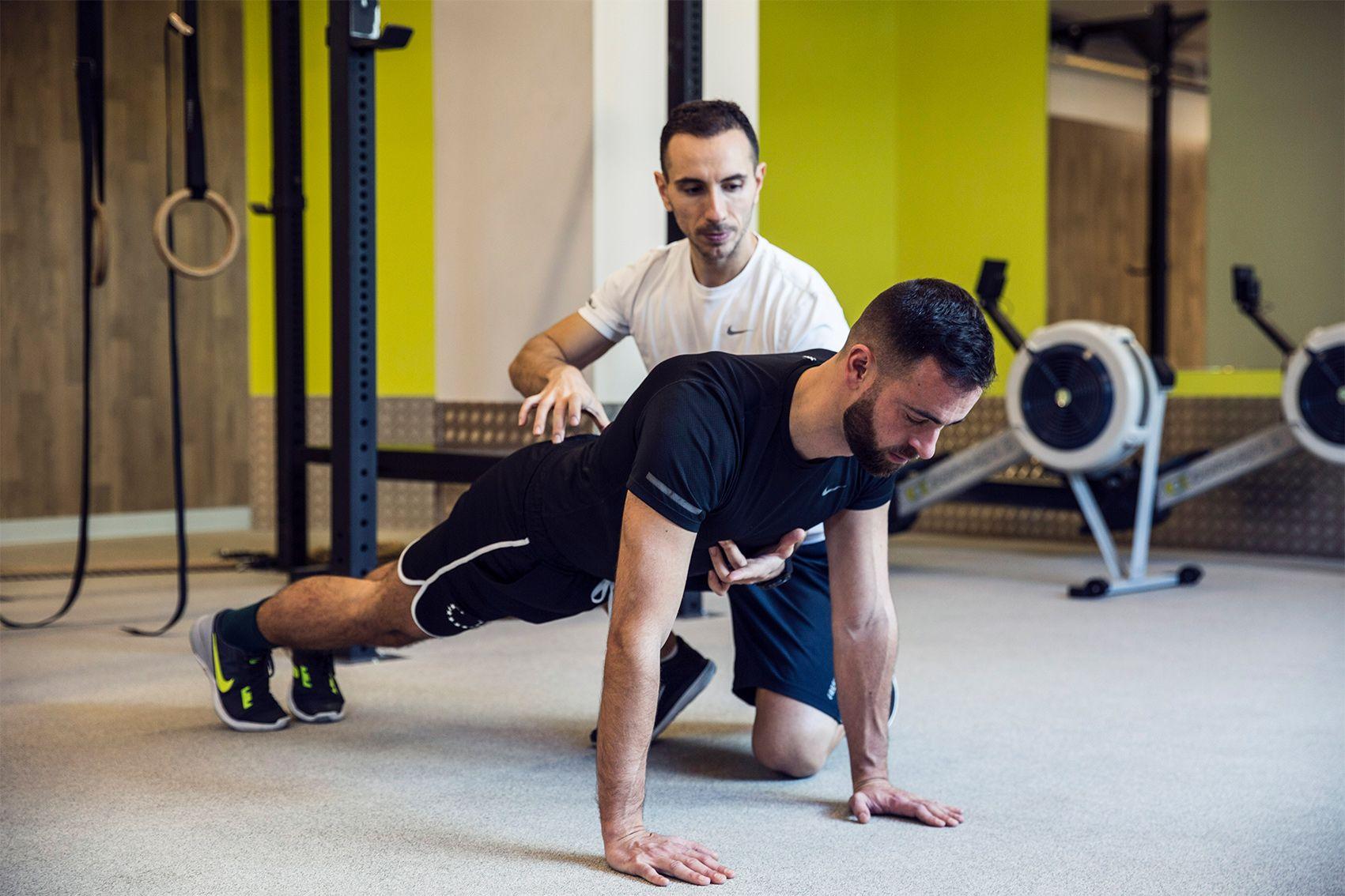 Flexiones para tener unos pectorales mucho más fuertes