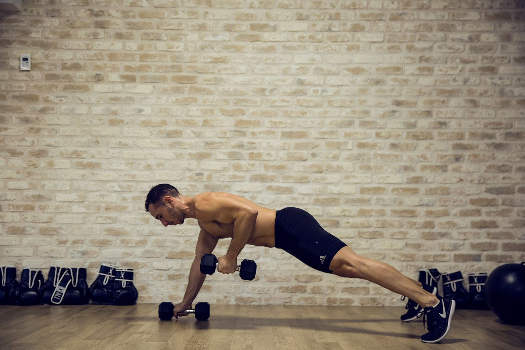 ¿Conoces los beneficios del CrossFit?