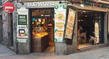 Mis restaurantes favoritos en Madrid para comer sano.