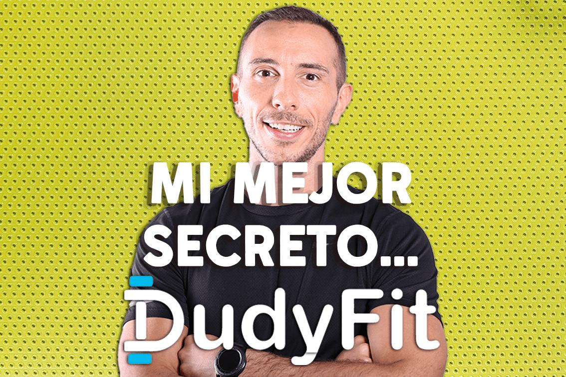 Los secretos de mi entrenamiento LGTBI+: DudyFit.